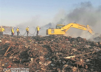 Plug pulled on plan for 200 to help at Msunduzi landfill
