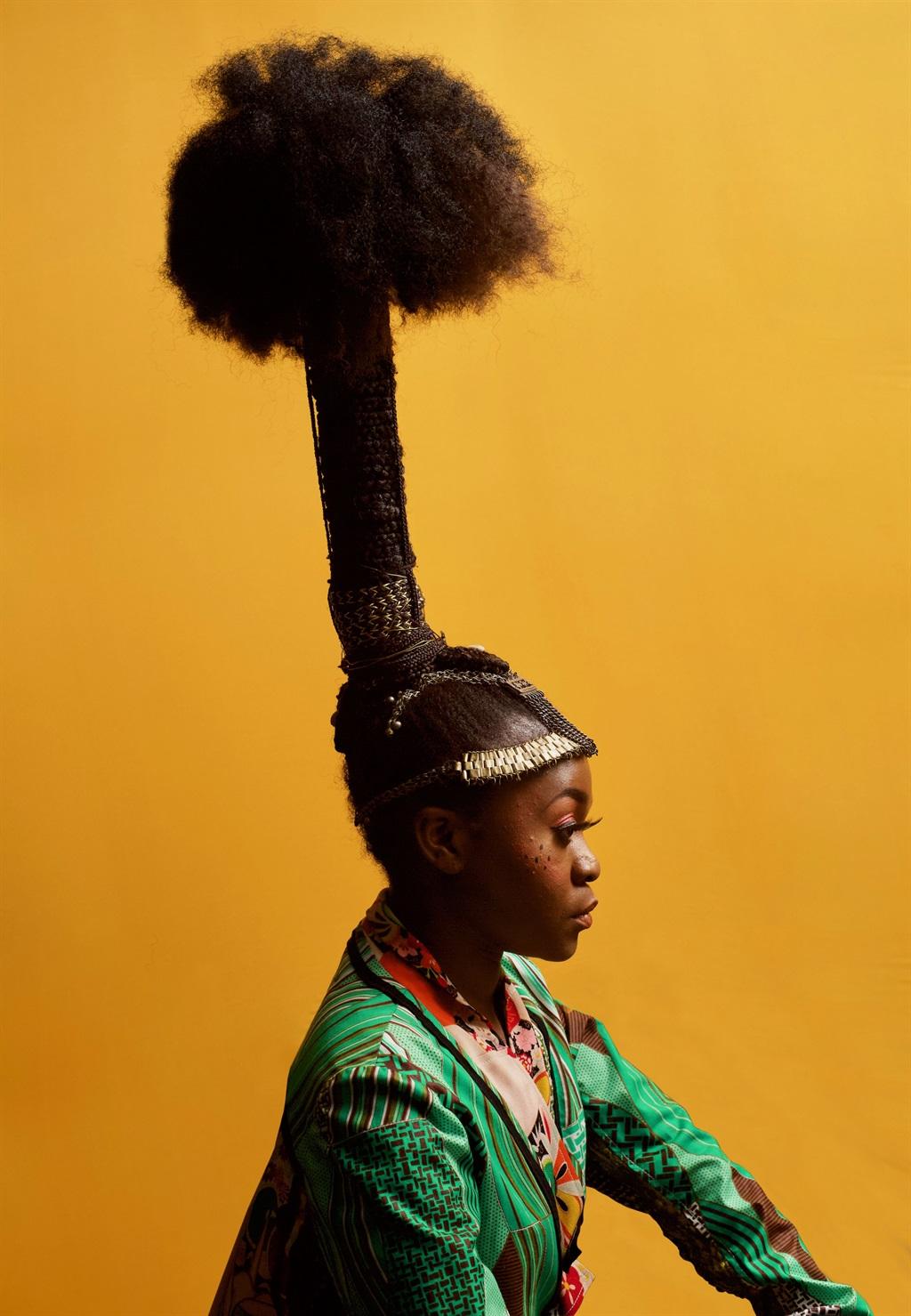 Zambia-born, Botswana-raised hip hop artist Sampa