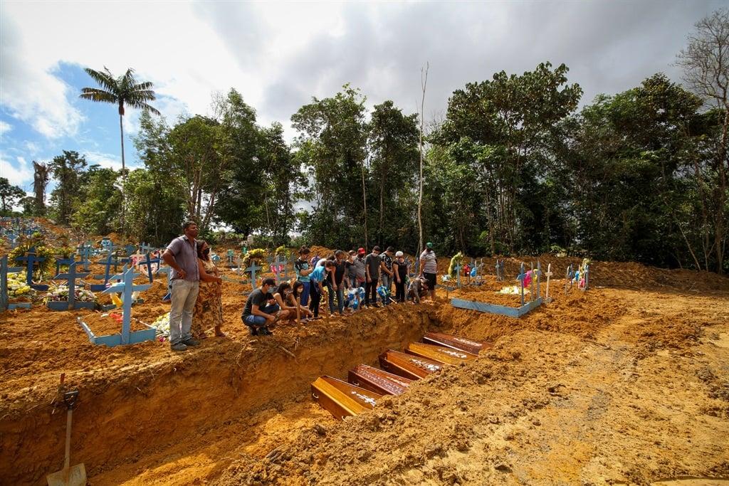 brazil mass burials