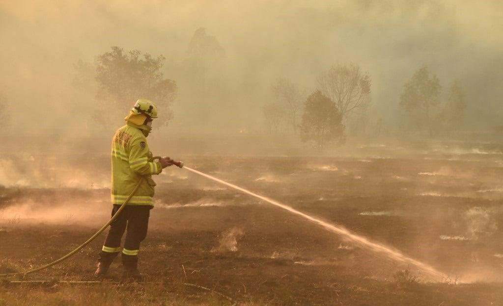 Insurers on standby over devastating Perth bushfire