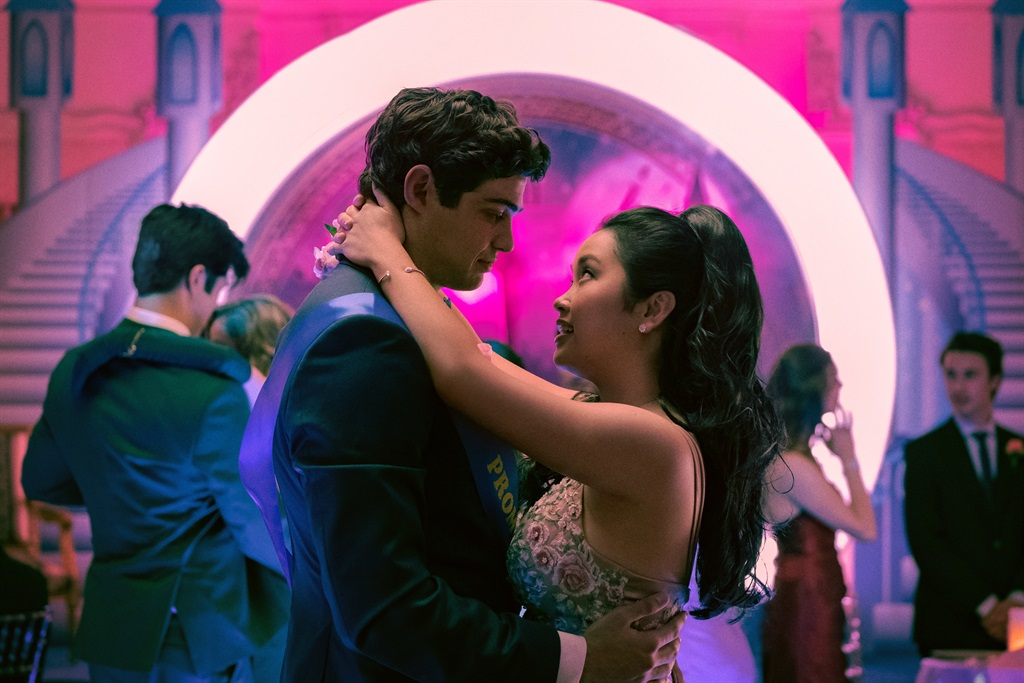 TO ALL THE BOYS IVE LOVED BEFORE 3. Ross Butler a