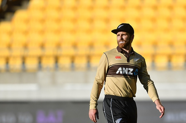 Kane Williamson. (Photo by Mark Tantrum/Getty Images)