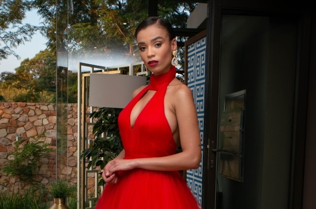 Qiniso van Damme is excited for South Africans to witness her quest to finding love on the Bachelorette. (Photo: M-Net)