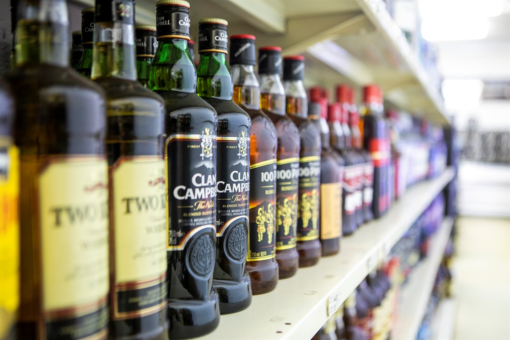 President Cyril Ramaphosa lifted the sales ban n alcohol products this week. (Photo by Gallo Images/Jacques Stander)