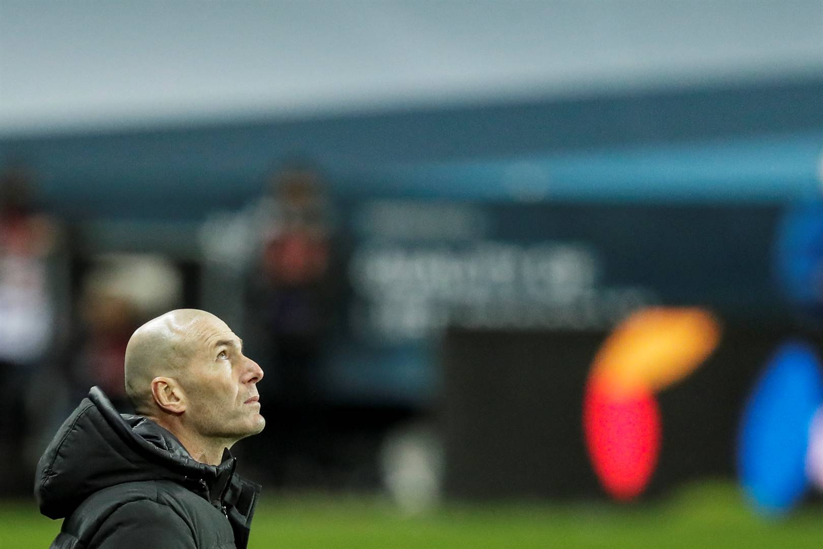 Real Madrid coach Zinedine Zidane will look to cut the gap at the top of LaLiga to put the pressure on rivals Atlético MadridPicture: David S. Bustamante / Getty Images