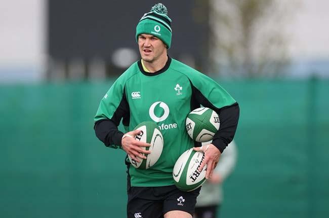 Johnny Sexton. (Irish Rugby - Twitter)
