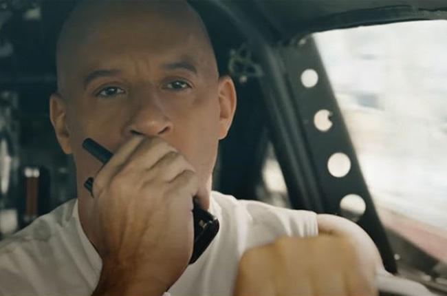 Vin Diesel in Fast 9.