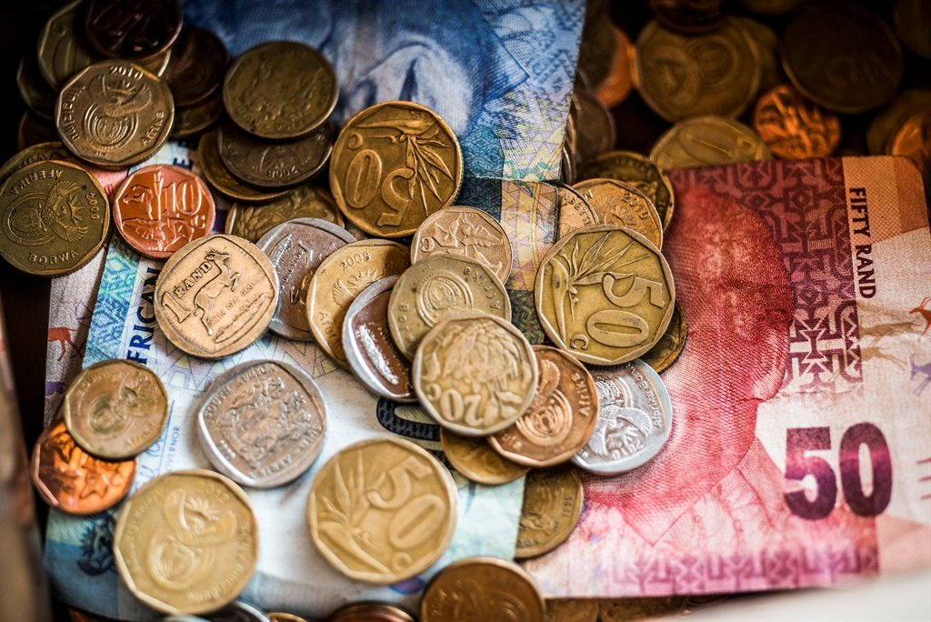 The rand has appreciated by 32.4% from a low of R19/$, a year ago. Photo: Getty