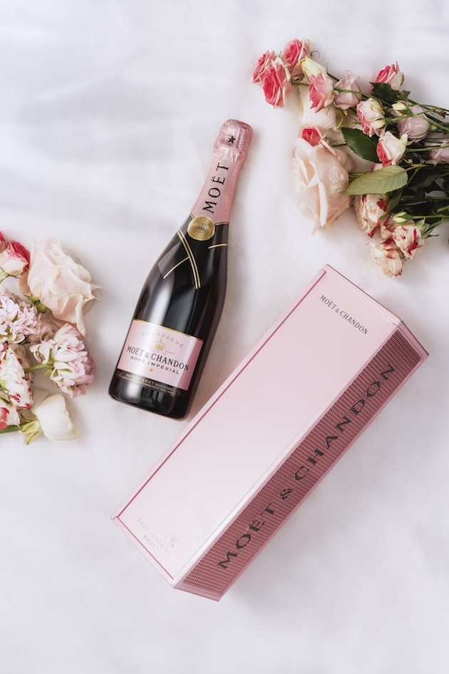 rosé for valentine's day