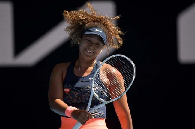 Naomi Osaka. (Australian Open - Twitter)