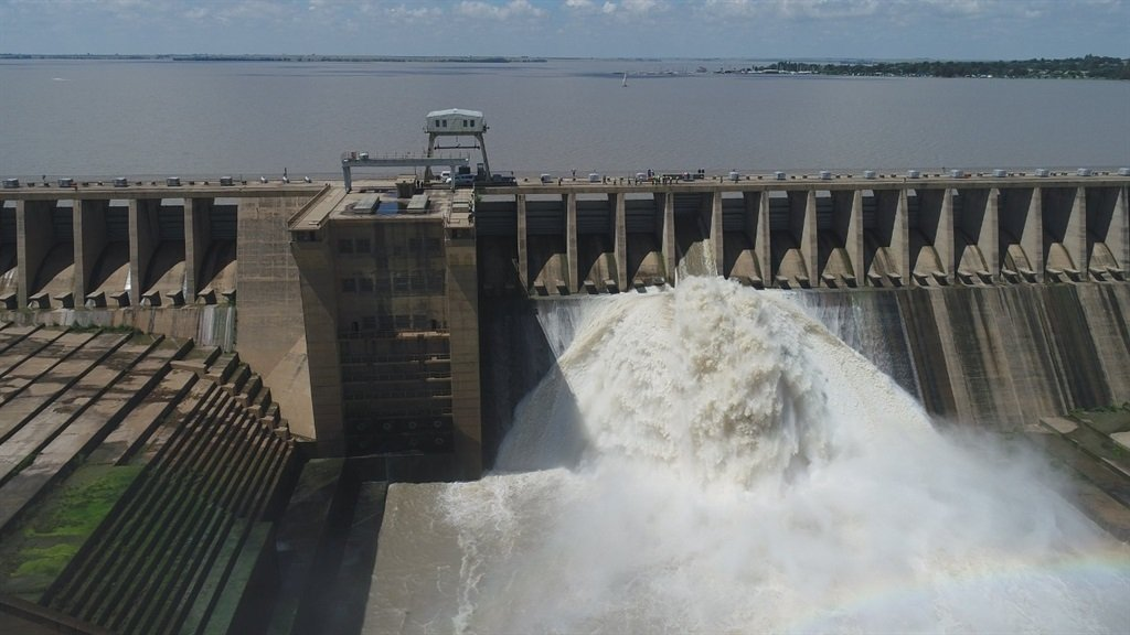 DWS releases water from Vaal Dam in anticipation of expected rainfall