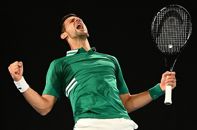 Novak Djokovic (Getty)