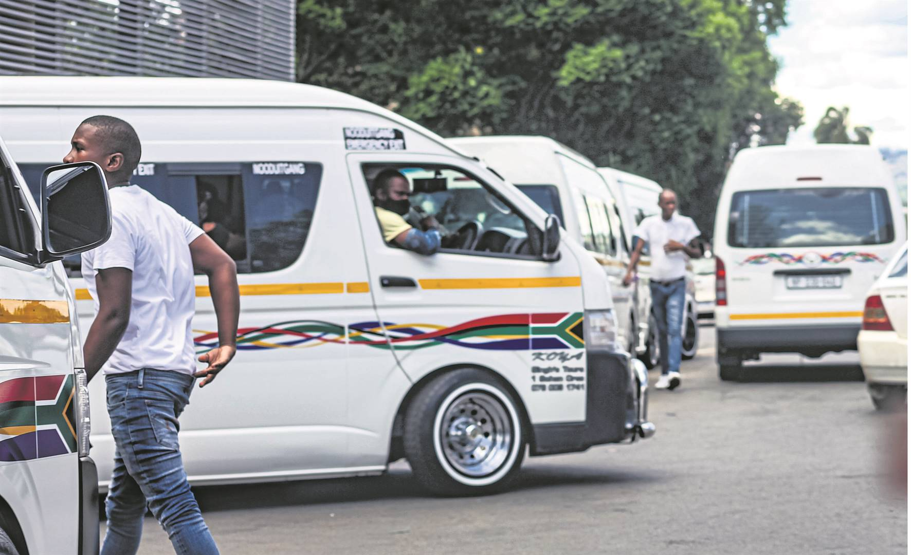 The most recent incident of taxi violence in Cape Town happened on Wednesday.