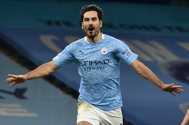 Reaching Champions League semi takes pressure off Man City, says Gundogan