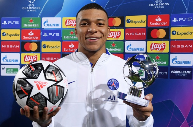 Kylian Mbappe (Getty Images)