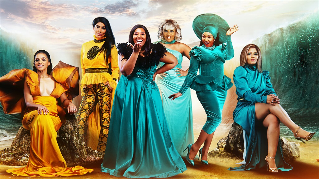Showmax is the only place you'll get to watch all the divas of The Real Housewives of Durban