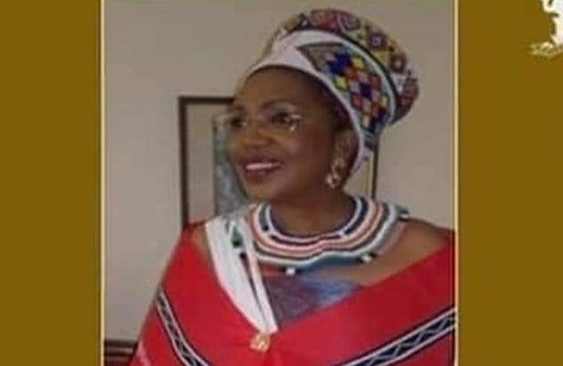Queen Mantfombi MaDlamini Zulu