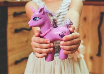 The Unicorn Baby: Newly released book debunks myths of modern parenting