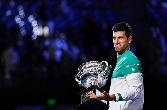 Novak Djokovic wins 2021 Australian Open