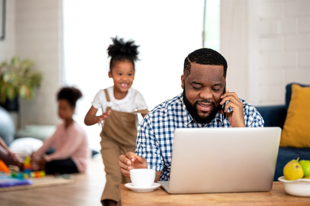 Working from home is here to stay. Here's how to manage with kids at home.