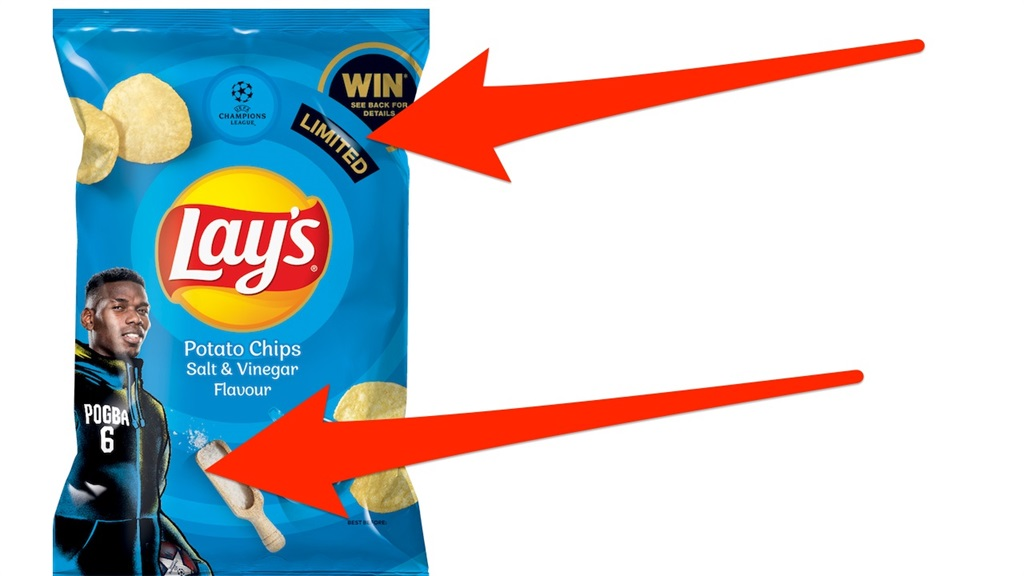 Lay's Salt and Vinegar: back – for now