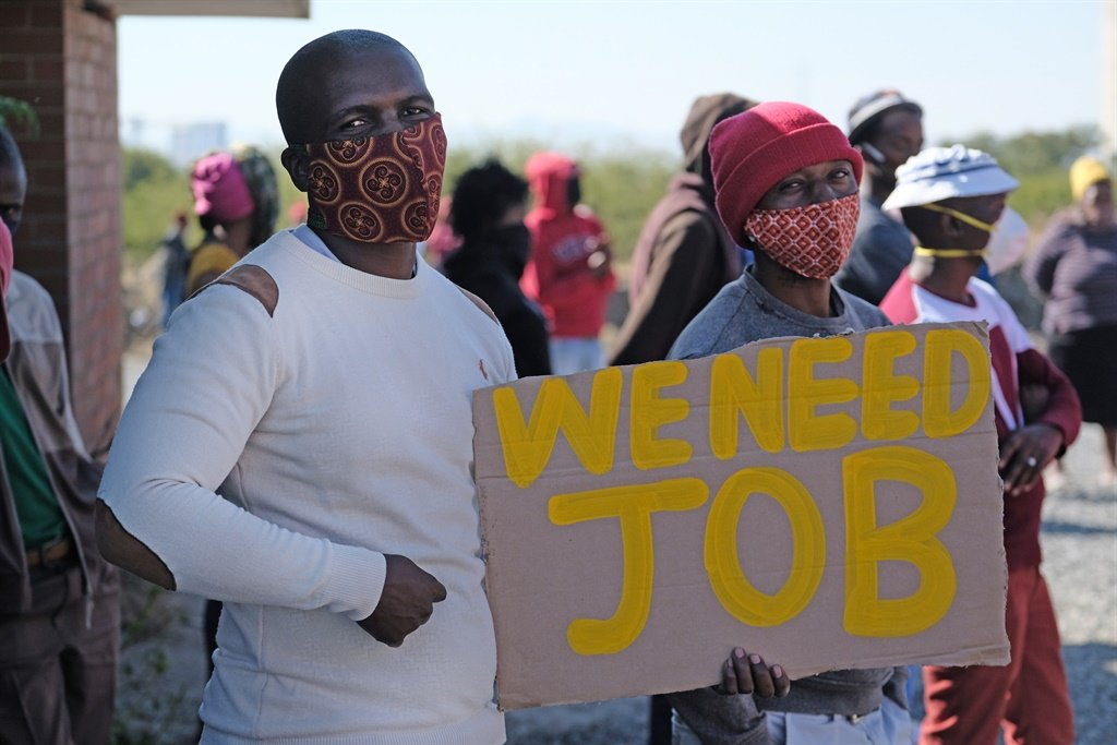 The ANC government has failed dismally to solve the unemployment crisis now threatening to tear apart the fragile social fabric, writes the author.