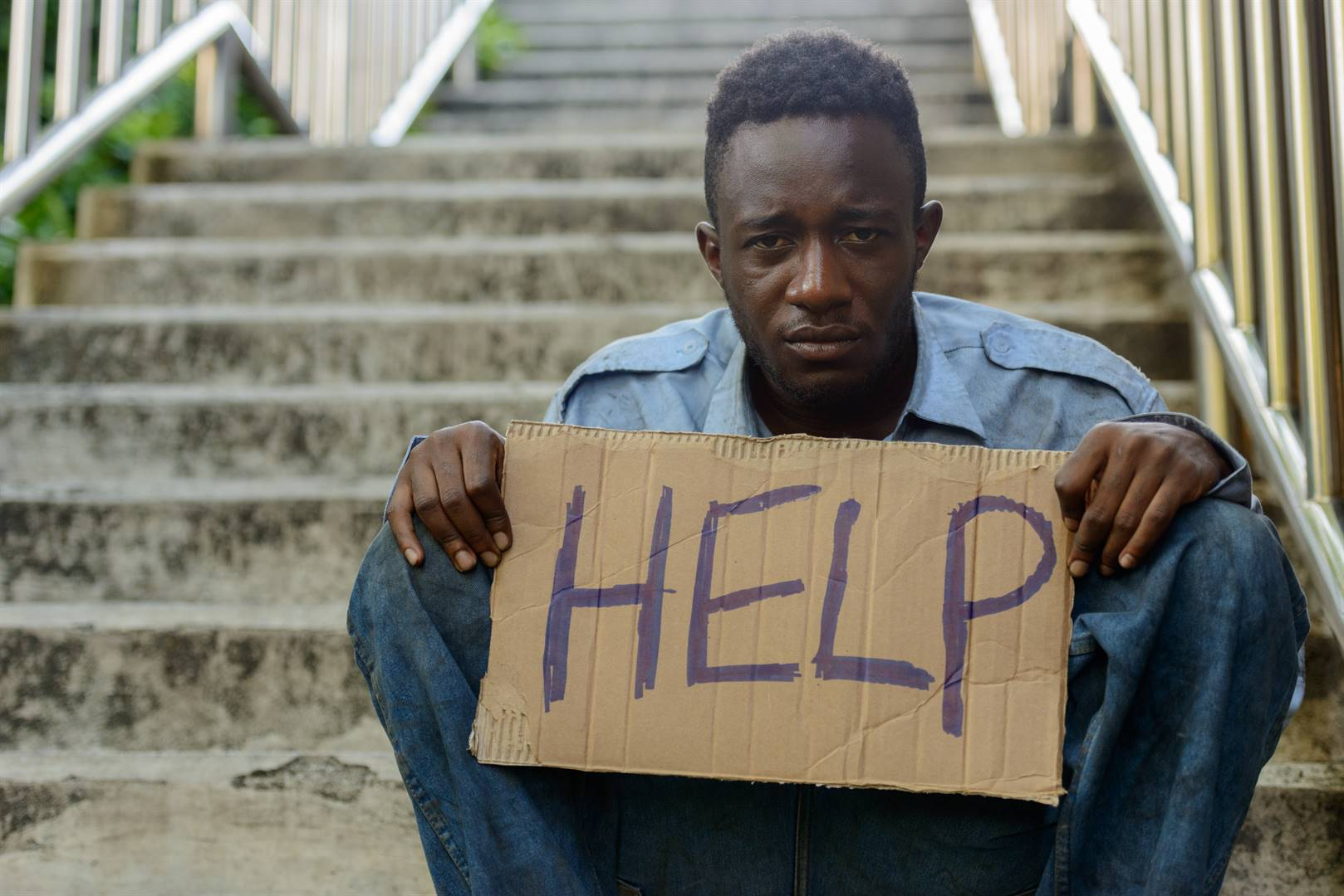 Statistics SA data show the unemployment level hitting record levels. Picture: istock