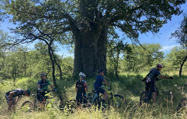 Outride cycling