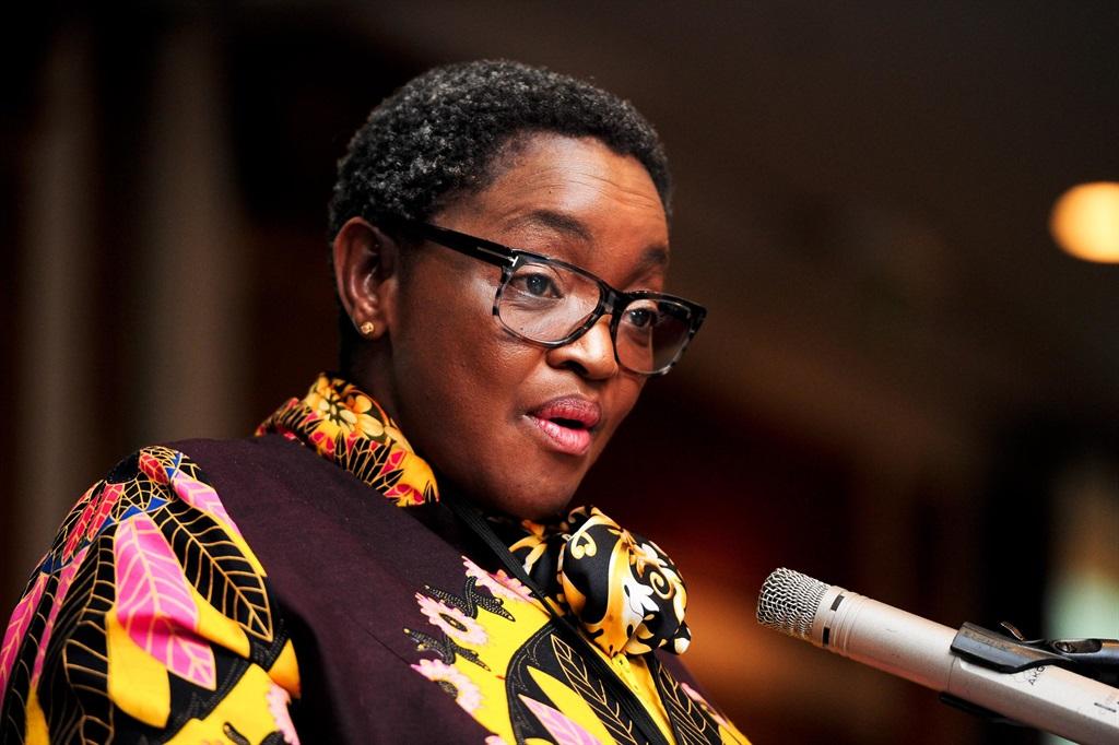 Former Social Development Minister Bathabile Dlamini. (GCIS)