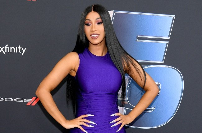 """Cardi B recently admitted that she used to be insecure about her """"skinny"""" body type. CREDIT: Gallo Images / Getty Images"""