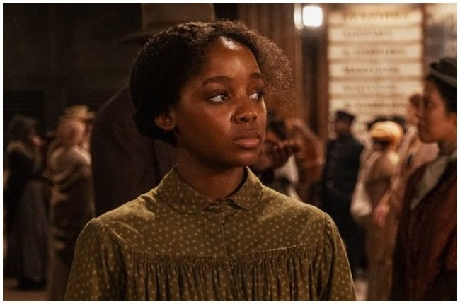 Thuso Mbedu plays the role of Cora on American series, The Underground Railroad.