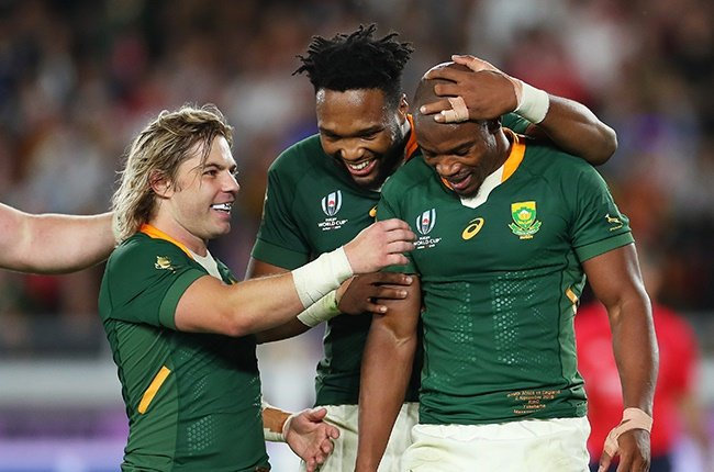 Rassie hits back after claim Springboks aren't worthy of being world's best