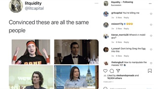 Instagram's most popular financial meme account is run by an anonymous Wall Street banker