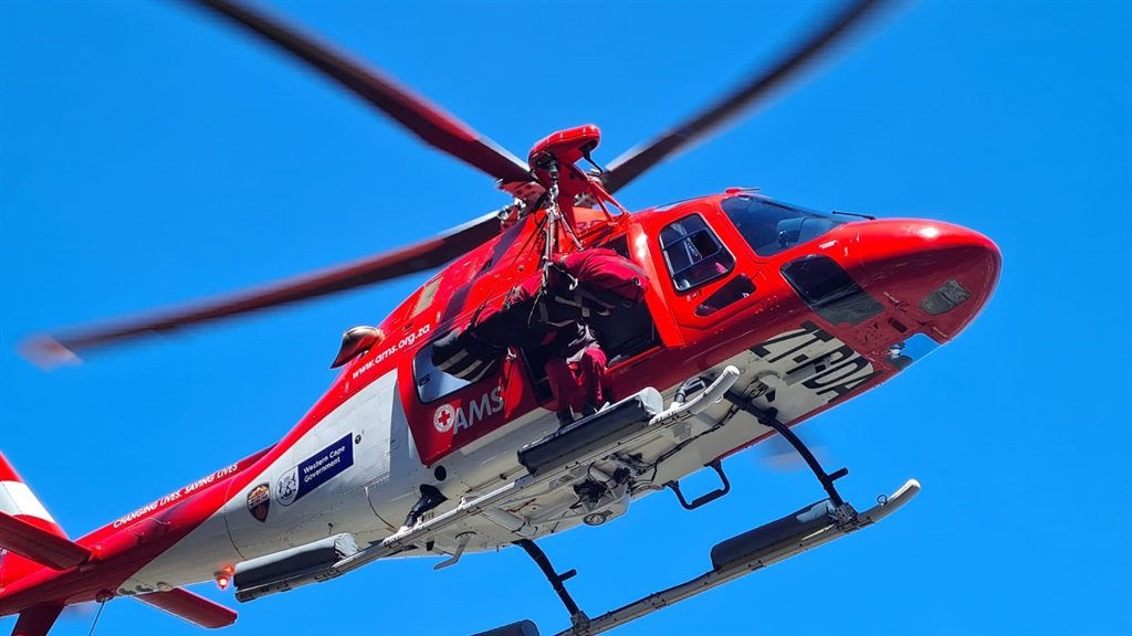 The trail runner did not survive and his body was recovered via helicopter.