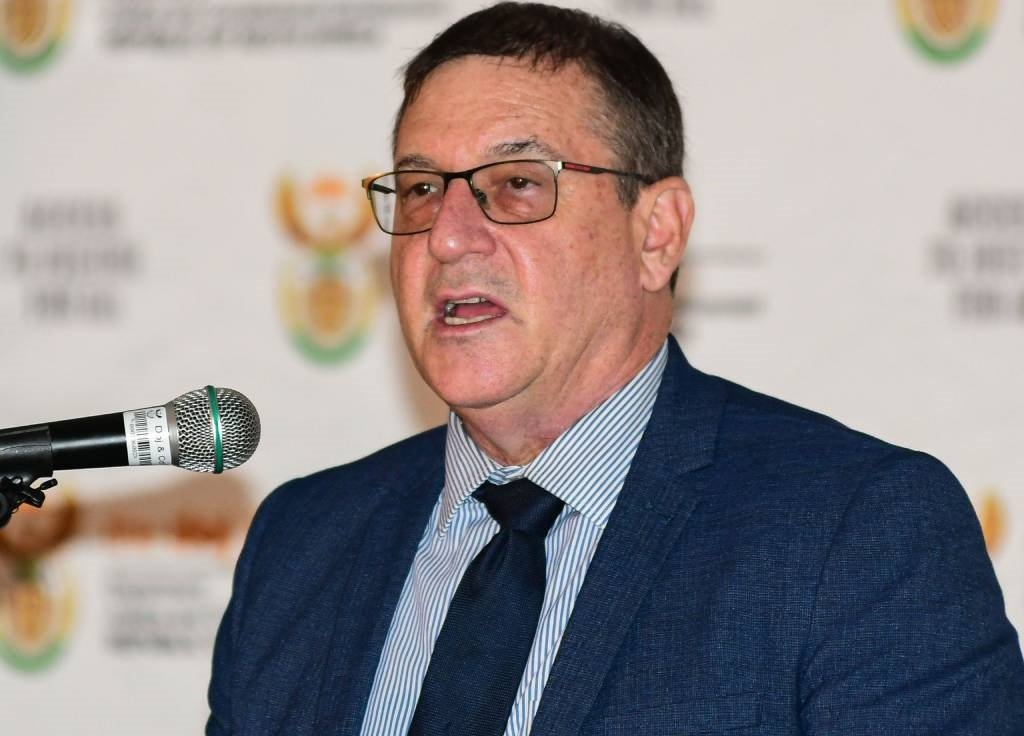 John Jeffery is the SA Deputy Minister of Justice and Constitutional Development.