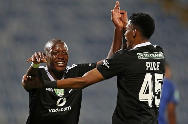 Kabelo Dlamini. (PA/TEAMtalk media)