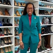 Meet the woman who owns 110 pairs of designer shoes worth almost R1 million