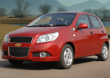 First Drive Chevrolet Aveo Wheels24