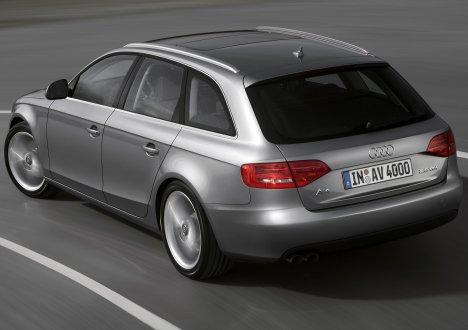 Audi, Avant