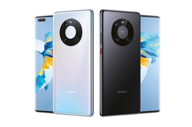 HUAWEI Mate40 Pro. (Image: Supplied)
