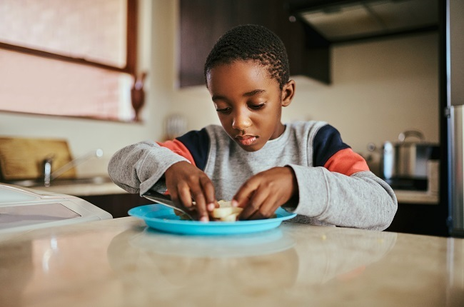 """""""Improving child nutrition is a long-term investment in human capital, which has a triple dividend for the children of today, the adults of tomorrow and the next generation of children."""""""