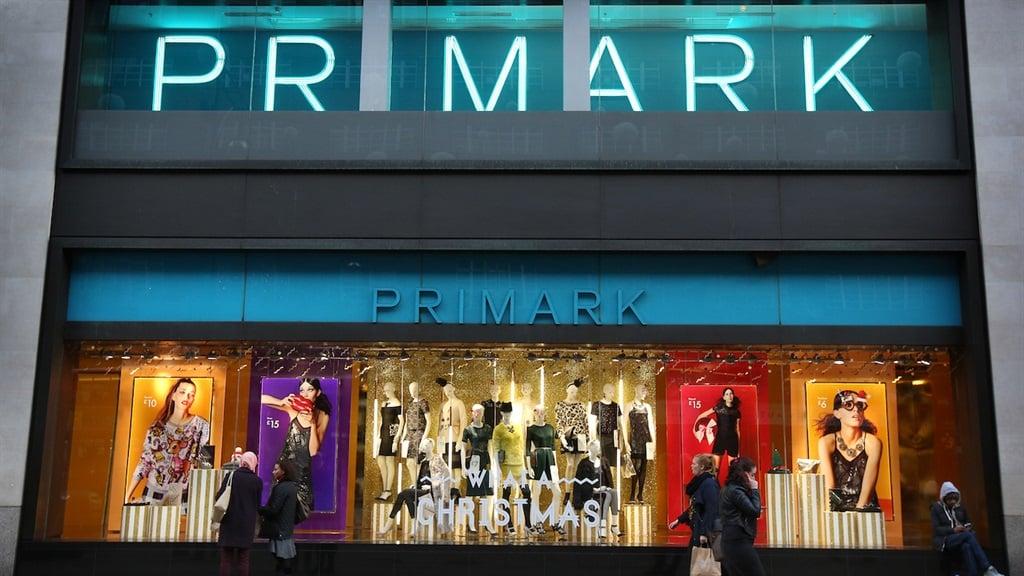 The Primark store on Oxford street, London, in Nov
