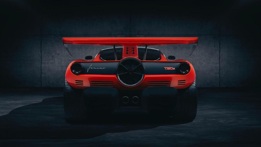 T50s Niki Lauda