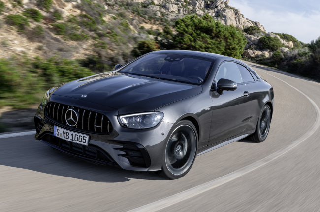 Mercedes releases facelifted E-Class Coupe and Cabriolet models - News24