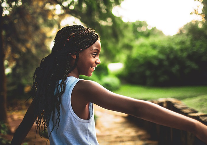 """""""Physical activity is critical for all of us, but especially for children"""". (Zach Lucero/Unsplash)"""