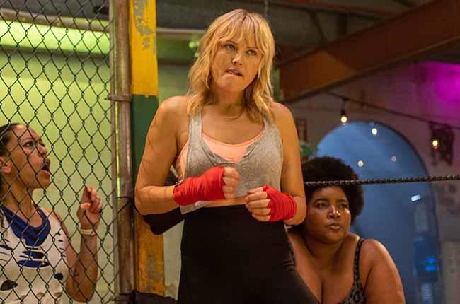 Malin Akerman in Chick Fight.
