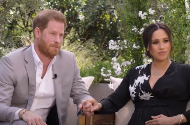 Oprah Winfrey's highly awaited interview with the Sussexes is set to air in the US on 7 March on CBS. (PHOTO: YouTube/Access Hollywood)