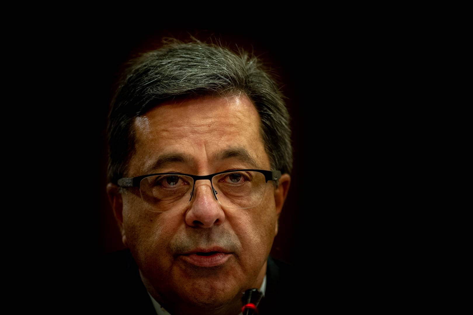 Markus Jooste, the former Steinhoff International Holdings chief executive, is among four people charged in Germany for accounting violations. Picture: beeld