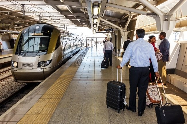 Gautrain ridership was currently at 13 000 per day, compared to 55 000 seen before the Covid-19 pandemic hit.