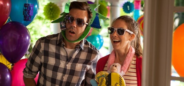 Jason Sudeikis and Alison Brie in Sleeping with Other People. (SK Pictures)